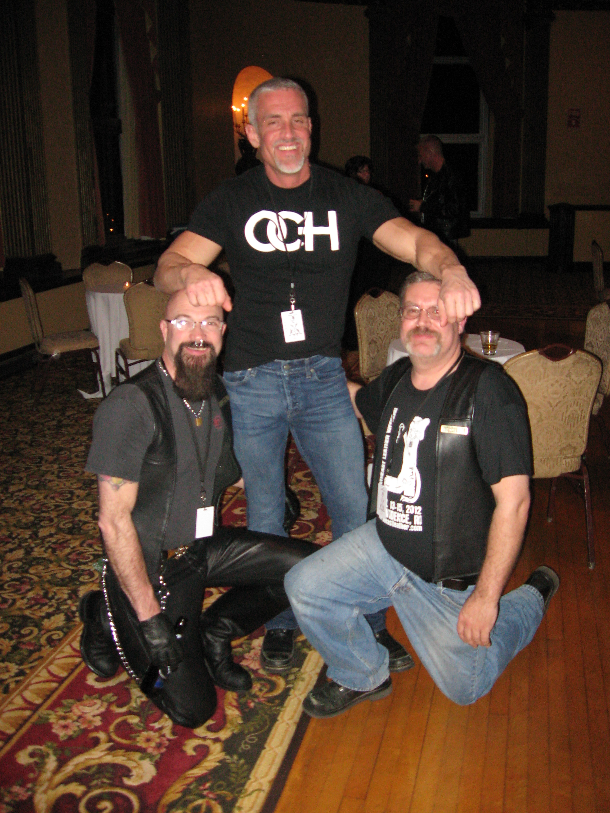 Ford Friends And Family >> New England Leather Weekend – Colton Ford